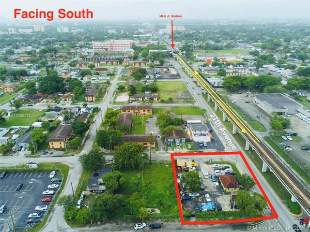 6801 NW 27th Ave, Miami, FL 33147 (MLS #A11059823) :: The MPH Team