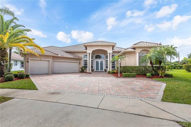 1803 NW 137th Ave, Pembroke Pines, FL 33028 (MLS #A11059868) :: All Florida Home Team