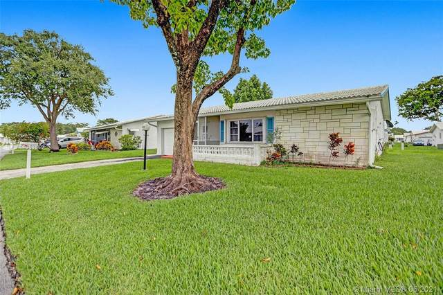 8224 NW 14th St, Plantation, FL 33322 (MLS #A11059869) :: THE BANNON GROUP at RE/MAX CONSULTANTS REALTY I
