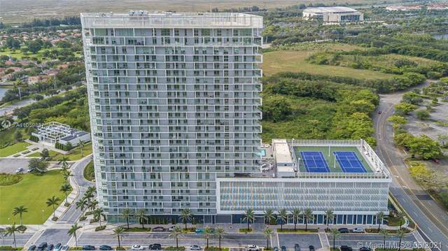 2000 Metropica Way #805, Sunrise, FL 33323 (MLS #A11059887) :: THE BANNON GROUP at RE/MAX CONSULTANTS REALTY I