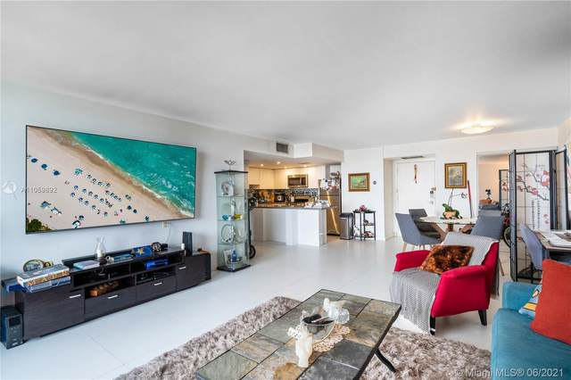 1800 Collins Ave 12B, Miami Beach, FL 33139 (MLS #A11059892) :: ONE Sotheby's International Realty
