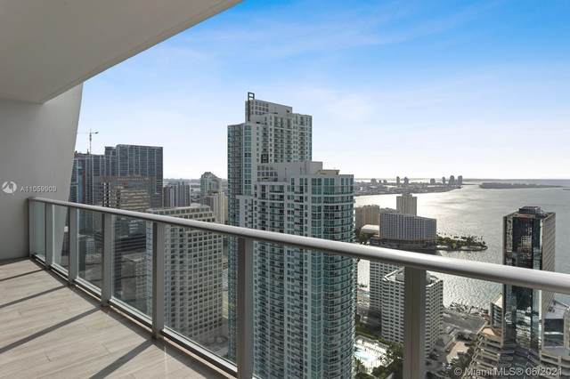 1010 Brickell Avenue #4504, Miami, FL 33131 (MLS #A11059909) :: The Howland Group