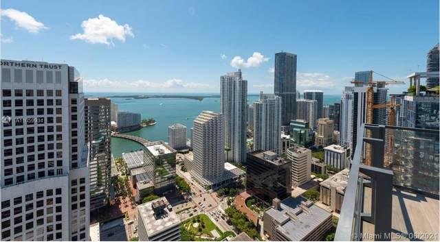 88 SW 7th St #4302, Miami, FL 33130 (MLS #A11059934) :: Green Realty Properties