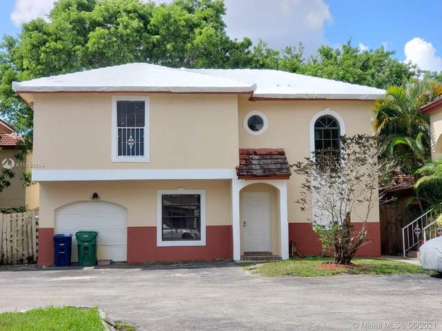 3429 Foxcroft Rd, Miramar, FL 33025 (MLS #A11059954) :: THE BANNON GROUP at RE/MAX CONSULTANTS REALTY I