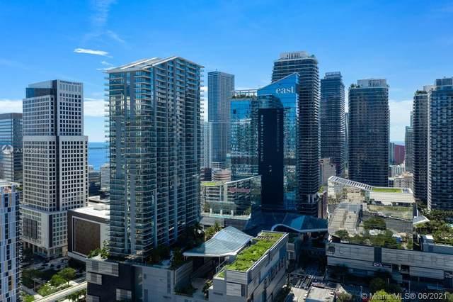 88 SW 7th St #3106, Miami, FL 33130 (MLS #A11059959) :: Green Realty Properties