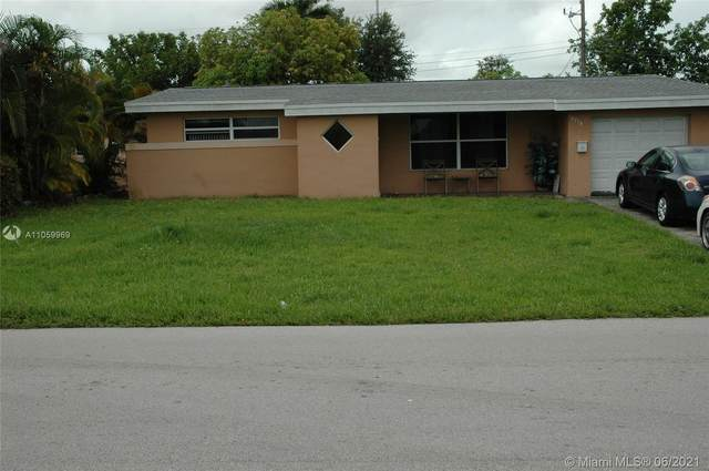 6756 SW 33rd St, Miramar, FL 33023 (MLS #A11059969) :: THE BANNON GROUP at RE/MAX CONSULTANTS REALTY I