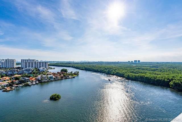 400 Sunny Isles Blvd #1804, Sunny Isles Beach, FL 33160 (MLS #A11059976) :: Green Realty Properties