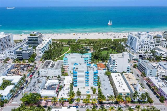 225 Collins Ave 8I, Miami Beach, FL 33139 (MLS #A11060006) :: Green Realty Properties