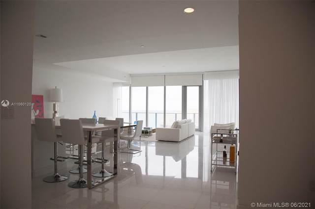 17475 Collins Ave #2203, Sunny Isles Beach, FL 33160 (MLS #A11060120) :: Berkshire Hathaway HomeServices EWM Realty