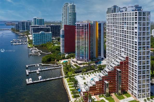 1541 Brickell Ave C1807, Miami, FL 33129 (#A11060122) :: Dalton Wade
