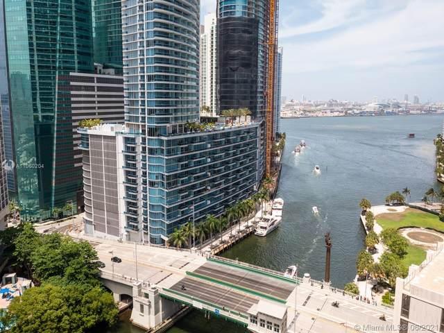 200 Biscayne Boulevard Way #702, Miami, FL 33131 (#A11060204) :: Dalton Wade