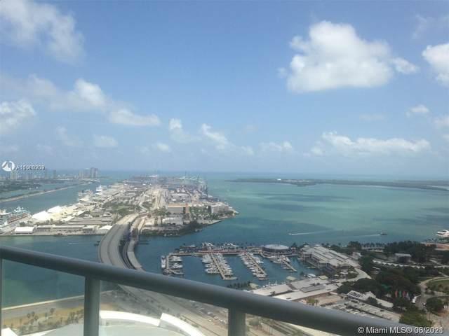 888 Biscayne Blvd #5101, Miami, FL 33132 (MLS #A11060209) :: ONE Sotheby's International Realty