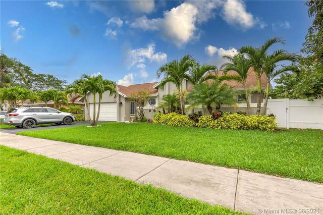 8851 SW 57th Ct, Cooper City, FL 33328 (MLS #A11060252) :: ONE Sotheby's International Realty