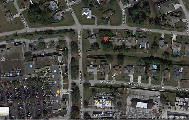 270 Crescent Ave, Port Saint Lucie, FL 34984 (MLS #A11060262) :: The Riley Smith Group