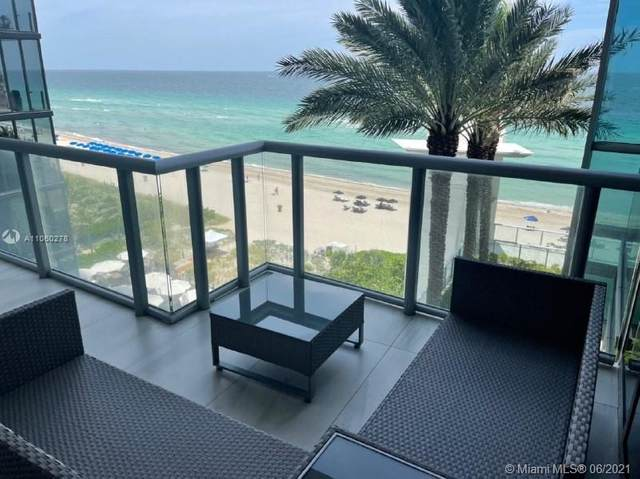 17121 Collins Ave #808, Sunny Isles Beach, FL 33160 (MLS #A11060278) :: ONE Sotheby's International Realty