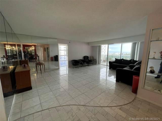 2841 N Ocean Blvd #801, Fort Lauderdale, FL 33308 (MLS #A11060305) :: Re/Max PowerPro Realty