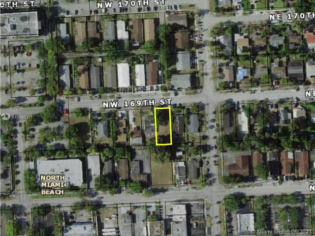 10 NW 169th St, North Miami Beach, FL 33169 (MLS #A11060311) :: Onepath Realty - The Luis Andrew Group