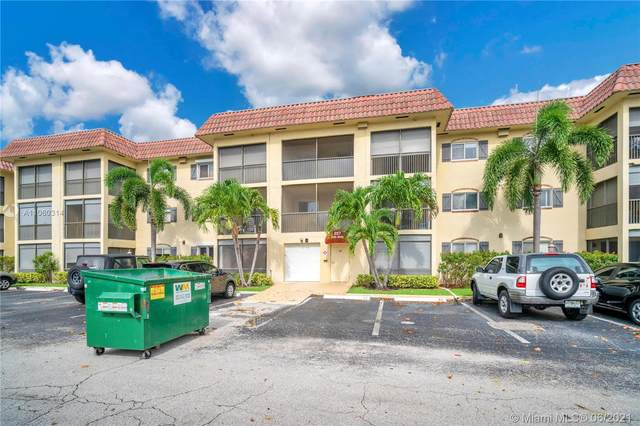 257 S Cypress Rd #416, Pompano Beach, FL 33060 (MLS #A11060314) :: Re/Max PowerPro Realty