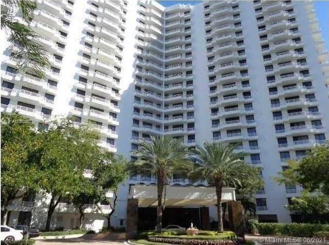 3300 NE 192nd St #1506, Aventura, FL 33180 (MLS #A11060352) :: ONE Sotheby's International Realty