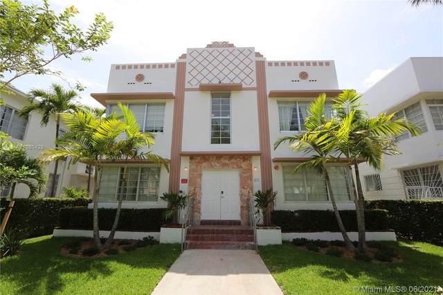 811 Jefferson Ave #104, Miami Beach, FL 33139 (MLS #A11060429) :: ONE Sotheby's International Realty