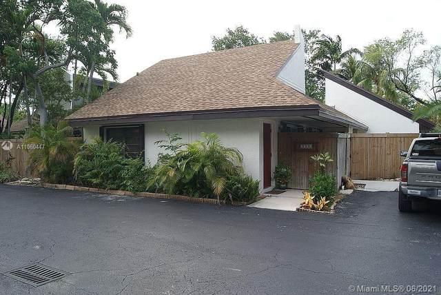 7731 SW 100th St #30, Miami, FL 33156 (MLS #A11060447) :: Re/Max PowerPro Realty