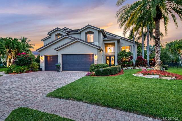 2537 SW Park Meadows Tr, Palm City, FL 34990 (MLS #A11060464) :: Prestige Realty Group