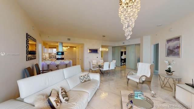 17301 Biscayne Blvd #608, North Miami Beach, FL 33160 (MLS #A11060486) :: Castelli Real Estate Services
