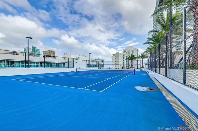 2030 S Ocean Dr #1911, Hallandale Beach, FL 33009 (MLS #A11060511) :: Re/Max PowerPro Realty