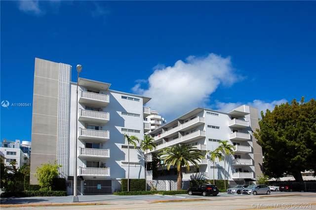 1614 West Ave #404, Miami Beach, FL 33139 (MLS #A11060541) :: GK Realty Group LLC
