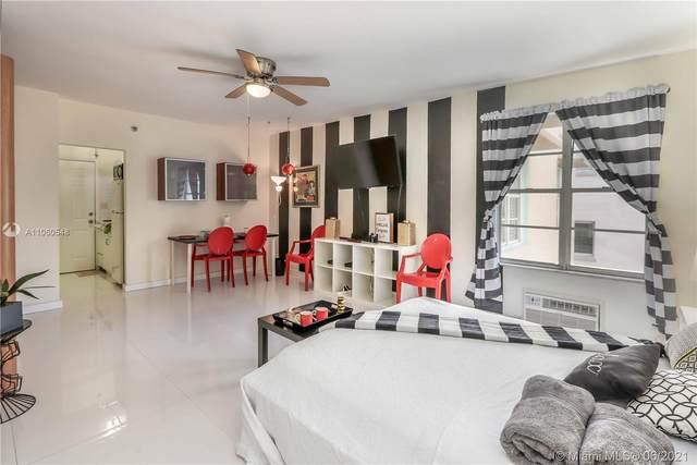 3030 Collins Ave 3D, Miami Beach, FL 33140 (MLS #A11060548) :: Jo-Ann Forster Team