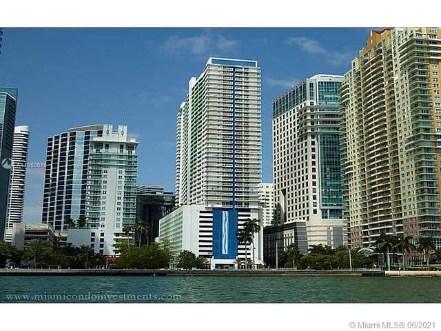 1200 Brickell Bay Dr #1809, Miami, FL 33131 (MLS #A11060615) :: ONE Sotheby's International Realty