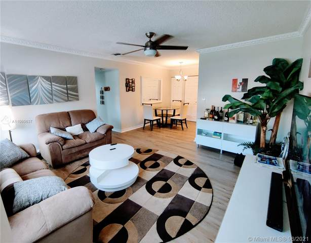1520 Mckinley St 202E, Hollywood, FL 33020 (MLS #A11060637) :: Equity Realty