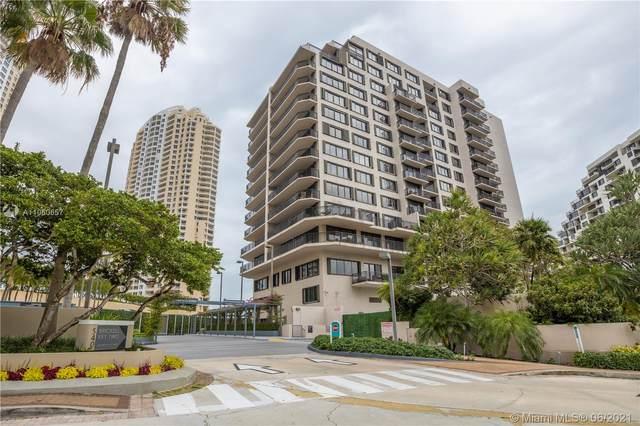 540 Brickell Key Dr #1013, Miami, FL 33131 (MLS #A11060657) :: ONE Sotheby's International Realty