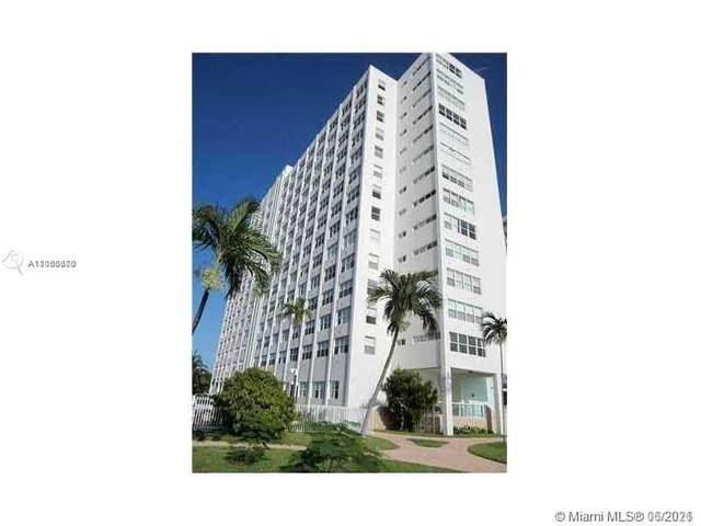 1250 West Ave 3A, Miami Beach, FL 33139 (MLS #A11060670) :: ONE Sotheby's International Realty