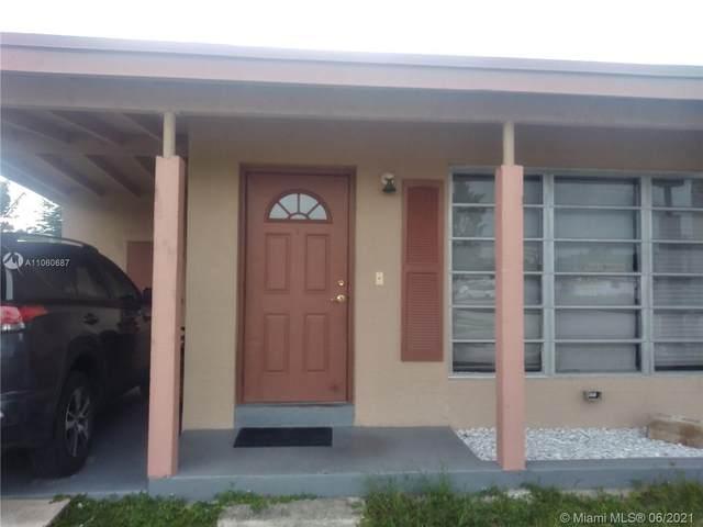 4140 NE 17th Ave, Pompano Beach, FL 33064 (MLS #A11060687) :: Equity Advisor Team