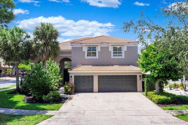16712 SW 12th St, Pembroke Pines, FL 33027 (MLS #A11060729) :: Prestige Realty Group