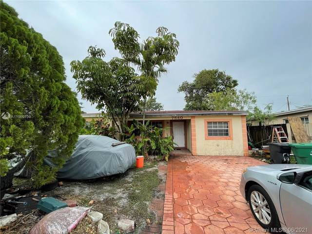 7540 Miramar Blvd, Miramar, FL 33023 (MLS #A11060730) :: Prestige Realty Group