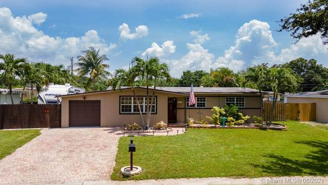 6843 NW 14th St, Plantation, FL 33313 (#A11060781) :: Dalton Wade