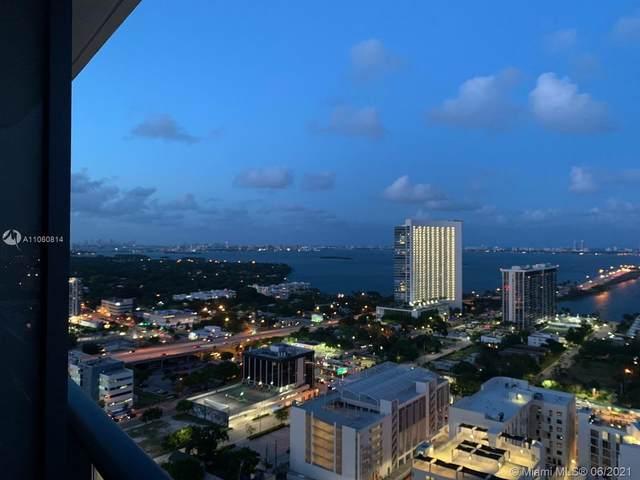 121 NE NE 34th St #2805, Miami, FL 33137 (MLS #A11060814) :: ONE Sotheby's International Realty
