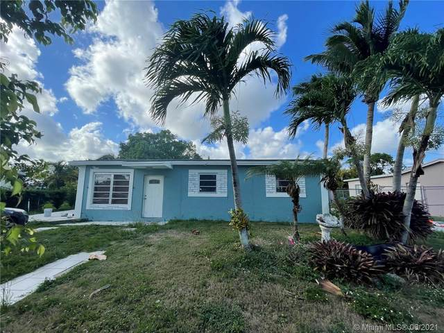 10741 SW 152nd St, Miami, FL 33157 (MLS #A11060850) :: Team Citron