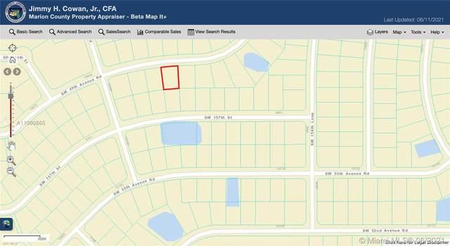 Parcel #5 Sw 49th Avenue Rd, Ocala, FL 34474 (MLS #A11060865) :: ONE Sotheby's International Realty