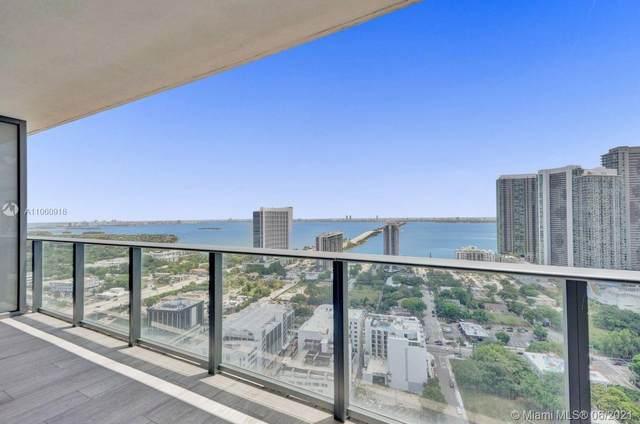 121 NE 34th St 3106A, Miami, FL 33137 (MLS #A11060918) :: Castelli Real Estate Services