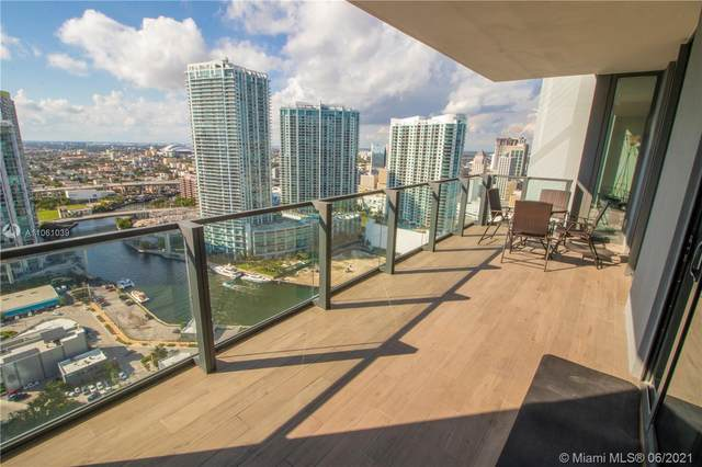 68 SE 6th St #2810, Miami, FL 33131 (MLS #A11061039) :: The Jack Coden Group