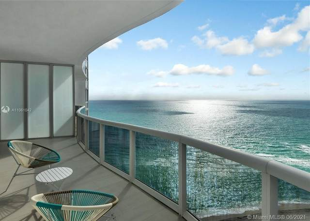 16001 Collins Ave #2107, Sunny Isles Beach, FL 33160 (MLS #A11061042) :: ONE Sotheby's International Realty