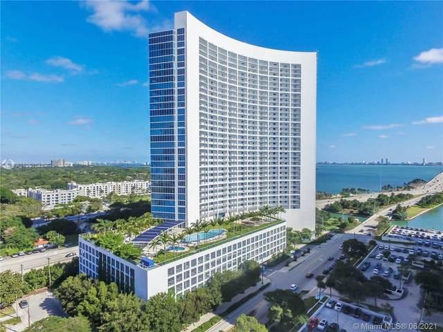 601 NE 36th St #1607, Miami, FL 33137 (MLS #A11061048) :: ONE Sotheby's International Realty
