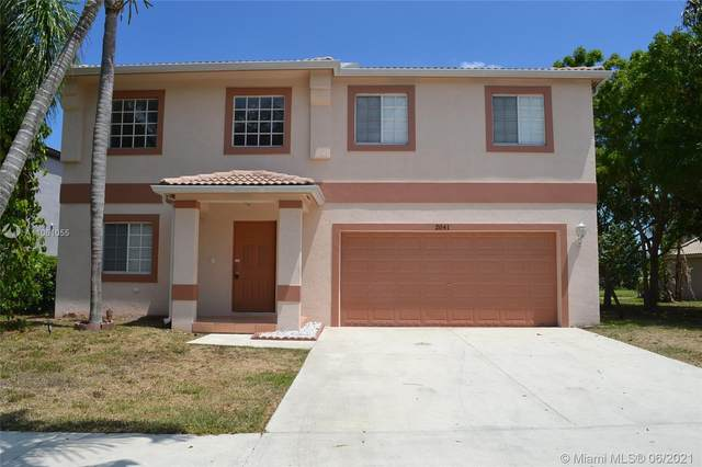 2041 SW 104th Ave, Miramar, FL 33025 (MLS #A11061055) :: Re/Max PowerPro Realty