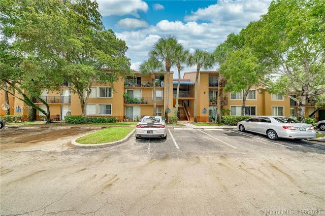 10781 Cleary Blvd #306, Plantation, FL 33324 (MLS #A11061089) :: Re/Max PowerPro Realty