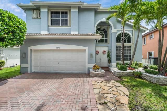 1872 SW 163rd Ave, Miramar, FL 33027 (MLS #A11061126) :: Prestige Realty Group