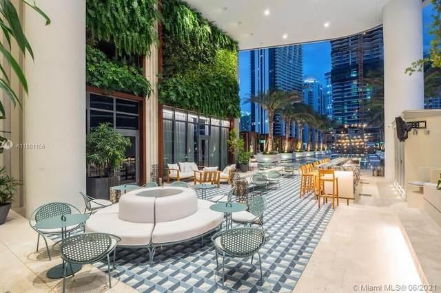 801 S Miami Ave #3107, Miami, FL 33130 (MLS #A11061156) :: Carole Smith Real Estate Team