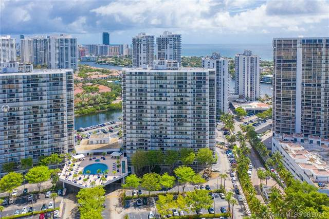 3701 N Country Club Dr #1606, Aventura, FL 33180 (MLS #A11061175) :: The Howland Group